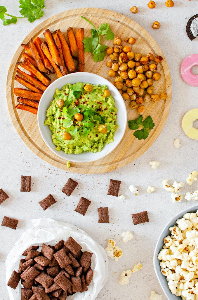 The Best Vegan Cinema Snacks