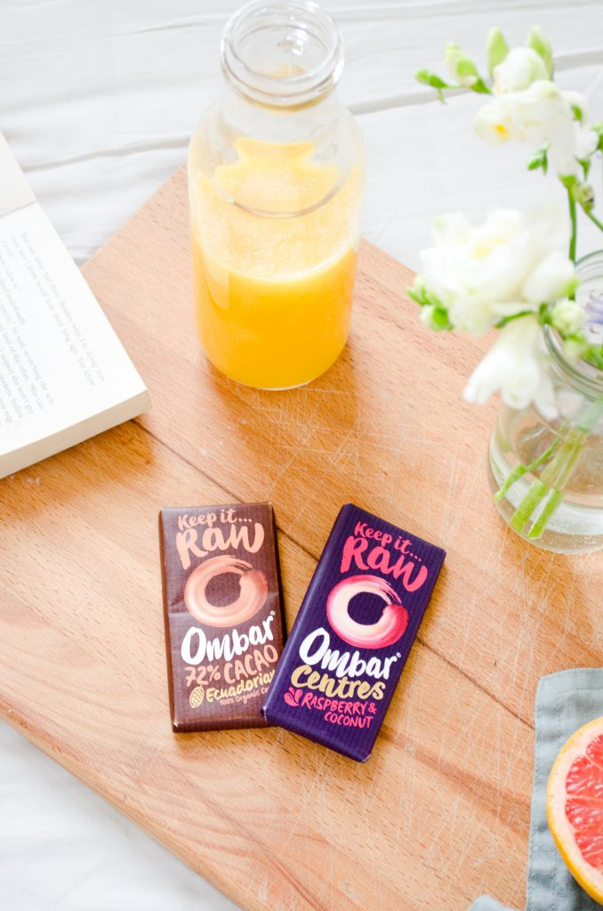Ombar Chocolate Bars