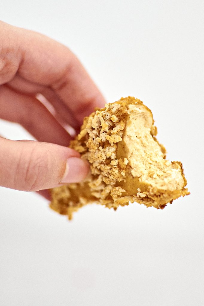 Crispy Baked Tofu Nuggets