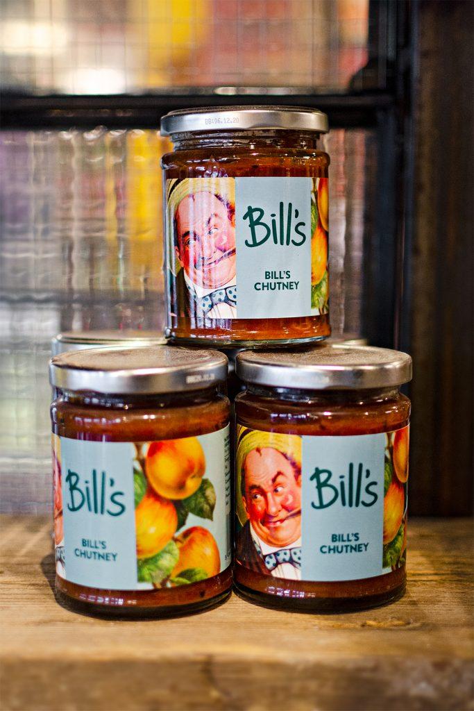 Bill's Veganuary Menu