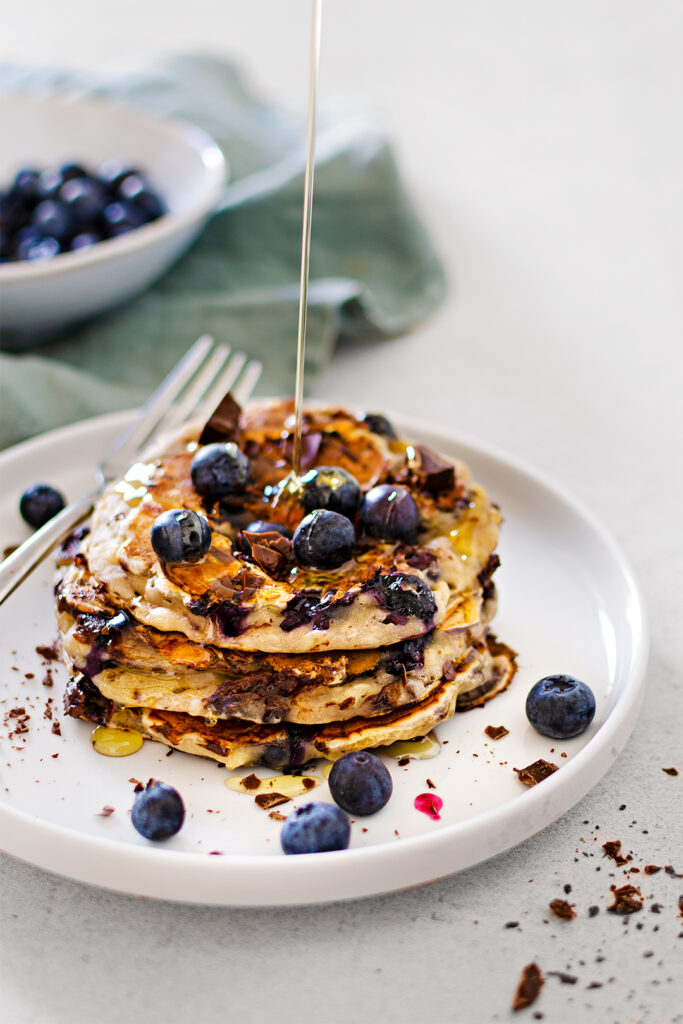Three New Ways To Enjoy Our Vegan Pancakes