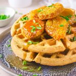 The Best Vegan Chicken And Waffles